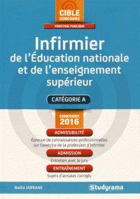 Badia Jabrane - Infirmier(e) de l'Education nationale et de l'enseignement supérieur. - Agrandir l'image