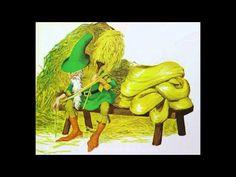 Repelsteeltje - Sprookje van De gebroeders Grimm met plaatjes
