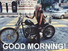 Every morning is a good morning when it starts off with a bike, fair weather and a winding back road.