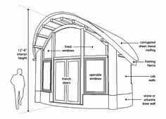 Small Cob House Floor Plans