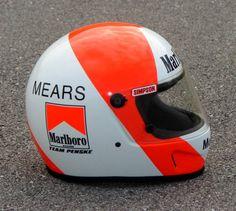 Rick Mears - 1991 Marlboro Penske Indy Car Racing, Indy Cars, Racing Team, Shark Helmets, Racing Helmets, Simpson Helmets, Indy 500 Winner, Vintage Helmet, Helmet Paint