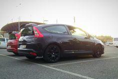 Citroën C4 Coupé Full Black