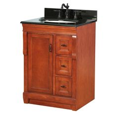 Home Decorators Collection Naples 24 in. W Bath Vanity Cabinet Only in Warm Cinnamon with Right Hand Drawers  sc 1 st  Pinterest & Home Decorators Collection Naples 60 in. W Bath Vanity Cabinet Only ...