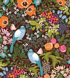 Botanical Dreamscape by Catalina Kim