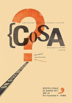 COSA – Laboratorio sperimentale sull'immagine | 001 Photography