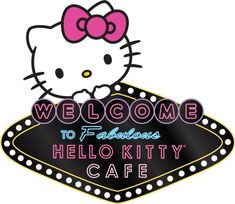 Hello Kitty Cafe Las Vegas to Open Today at The Park – Travelivery®