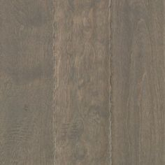 Main Floor Hardwoods - Weatherby Graphite Birch Hardwood Flooring | Mohawk Flooring 32509-92