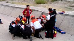 Trauma II EMS equipada, Juego de Férulas EMS, Sujetador de Cuerpo EMS, Camilla BaseBoard IronDuck apoyando el entrenamiento de los Profesionales de Protección Civil Estatal Durango (UEPC Durango).  EMS Mexico | Equipando a los Profesionales