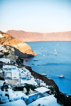 Santorini has been on my list ever since I saw Sister Hood of the Traveling Pants. I mean what girl hasn't dreamed of going there, falling ...