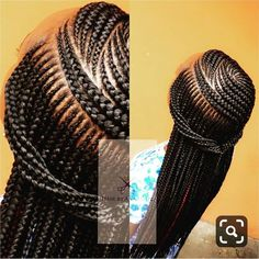 Cornrow Natural Hairstyles 2019: 25 Most African-Inspired
