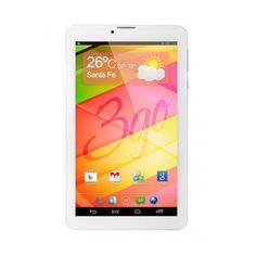 """Tablet 7"""" 3GO Geotab 7000 4GB 3G;  Todo lo que necesitas en una Tablet con la mejor calidad/precio. Cuenta con la última versión de Android Kit Kat 4.4 y un potente procesador Dual Core que hará las delicias de los más exigentes... En   http://www.opirata.com/tablet-geotab-7000-p-28418.html"""