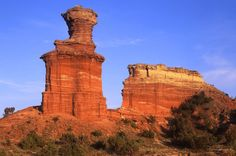 If you are looking for a beautiful piece of Texas landscape to visit, look no further than the stunning Palo Duro Canyon.