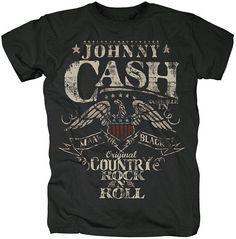 Johnny-Cash-T-Shirt-Rock-n-Roll