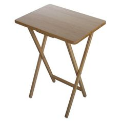 Folding Tray Tables At Big Lots Need For Basement