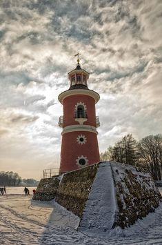 Moritzburg Lighthouse - Saxony, Germany