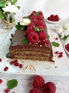 Vegan Vegetarian, Vegetarian Recipes, Candy Cakes, Healthy Deserts, Vegan Cake, Cake Cookies, Cravings, Delish, Food And Drink