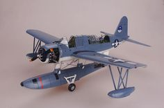 Kitty Hawk 1/32 scale Preview - Vought OS2U Kingfisher