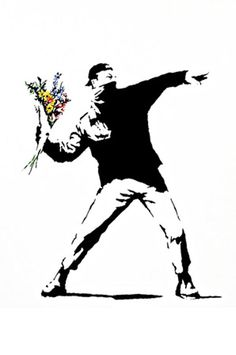 The secretive street artist Banksy is taking open submissions for his upcoming graffiti season! Submit your Banksy ideas here! Banksy Graffiti, Street Art Banksy, Graffiti Kunst, Bansky, Banksy Canvas, Graffiti Quotes, Banksy Artist, Banksy Posters, Urban Graffiti
