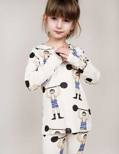 Quel Carrousel We are so excited for the Mini Rodini collection. Inspired by the circus, it really is our favourite… The modern circus was created in England by Philip Astley a. Fashion Kids, Girl Fashion, Outfits Niños, Kids Outfits, Little Doll, Little Girls, Punk Rock Girls, Textiles, Kid Styles