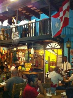 Authentic #Puertorican cuisine of the 50's & 60's Restaurante #Raices | Yelp