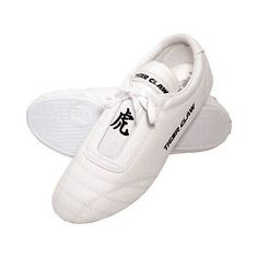 Shoes and Footwear 73989: Tigerclaw Martial Arts Shoes Low Top Karate Kung Fu Training Sneakers - White BUY IT NOW ONLY: $49.95