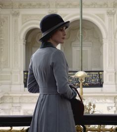 Michelle Dockery as Lady Mary Crawley in Downton Abbey (TV Series, 2011).