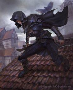 Assassin Ver 2.0 by Giby-Joseph.deviantart.com on @DeviantArt