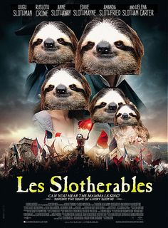 les slotherables. this shouldn't make me laugh as much as it did.