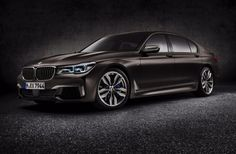 BMW M760i xDrive super sedan – The best of both worlds: M meets the 7 series