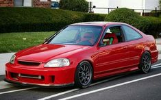 Pin By Jansen Kyer On Car's And Motorcycle's 1999 Honda Civic, Honda Civic Coupe, Honda Civic Hatchback, Honda Crx, Volkswagen Bus, Civic Car, Tuner Cars, Jdm Cars, Amazing Cars