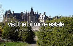 Visit The Biltmore Estate