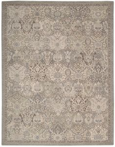 Nourison New Horizons Patina Rug & Reviews | Wayfair In case we win the lottery or something.....