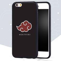 Akatsuki logo Printed Soft Rubber Phone Cases For iPhone //Price: $13.31 & FREE Shipping //     #fandom #fandomexpress #sale #discount #loveit #pinit #anime #dragonballz #dbz #dragonballsuper #dbs #naruto #boruto #ecchi #sarada #sasuke #sakura #himawari #hinata #kyuubi #ninetails #manga