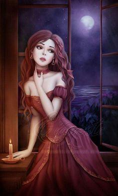Open Window ~ Enamorte
