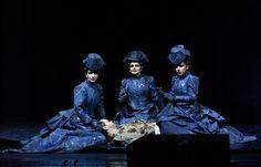 "The Three Ladies from W.A. Mozart's Opera ""Magic Flute"""