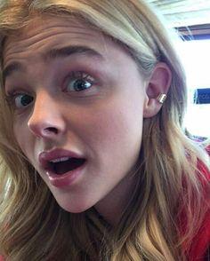 @LittleAmy21  Chloe Grace Moretz