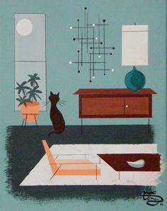 Architectural - El Gato Gomez Art