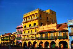 EL Portal de los Dulces | Sweets Market | Cartagena, Colombia