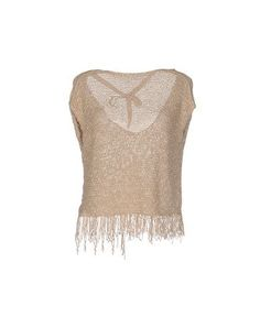 KAOS JEANS Women's Sweater Beige M INT