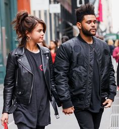 Selena Gomez and The Weeknd Just Wore Matching Outfits on Their Latest Date - HarpersBAZAAR.com