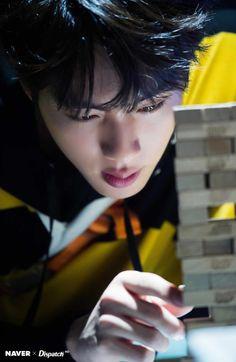 Acaban de lanzar fotografías de Jin de Bts