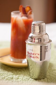 Bacon and Bourbon Bloody Mary! #wow #breakfast #bacon #bourbon #bloodymary