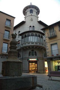 Casa Pujador, Olot