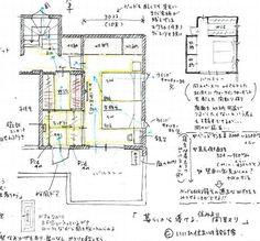 暮らしから間取りのヒントを♪_「ランドリールームを兼ねたWICと寝室考」@大宮の家 | いいひブログ - いいひ住まいの設計舎