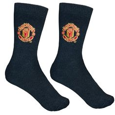 Manchester United FC Thermal Socks