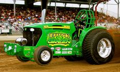 Truck & Tractor Pull at The Great Geauga County Fair over Labor ...