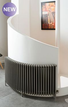 The Radiator Company - bespoke curved bay window radiators