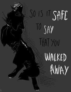 Wolf Quotes, Dark Quotes, Dark Art Illustrations, Illustration Art, Dessin Old School, Dark Drawings, Vent Art, A Silent Voice, Sad Art