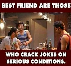 Yups i m the one. Best Friend Quotes Funny, Besties Quotes, Funny Quotes, Funny Memes, Qoutes, Crazy Friends, True Friends, Bad Friends, Friends Forever