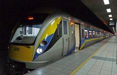 SG-KL Train Schedules